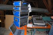 Technik am Strümpfelbacher Kelterfest